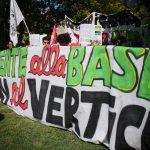 proteste prima del g7 bologna
