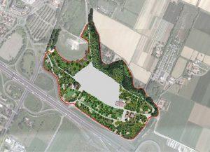 Il progetto per il nuovo Parco Nord